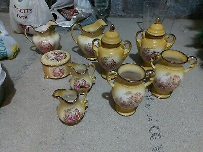 Staffordshire Pottery • 20£
