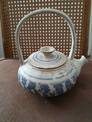 Japanese Style Ceramic Teapot. Excellent Condition • 10£