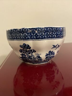 Vintage Booths Real Old Willow Bowl A8025 • 3.99£