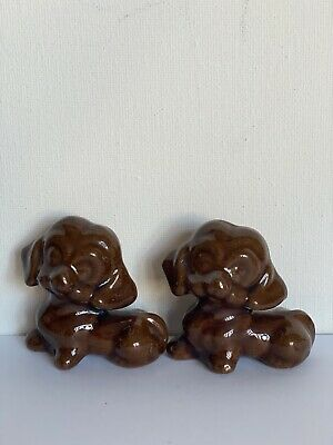 Treacle Pottery Dog Ornaments • 5£
