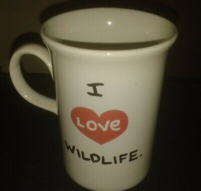 Whitfield Valley Wildlife And Conservation Group Mug • 10£
