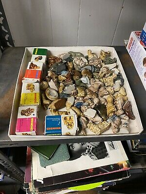 Wade Whimsies Joblot 50+ In Total All In A Box Some Individually Boxed  • 40.49£
