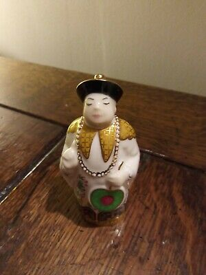 Rpyal Worcester Candle Snuffer Chinese Mandarin Connoisseur Collection  • 15£