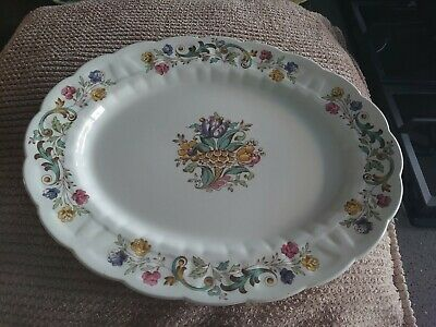 Vintage Booths Bayonne Serving Platter • 9.95£
