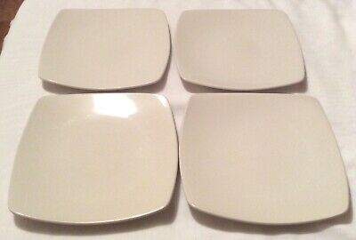 Marks And Spencer M&S Andante X4 Plates  21cm • 13.50£