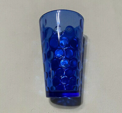 """VIETRI RECYCLED PRISM HIGHBALL TURQUOISE  6"""" - Set Of 6 • 88.60£"""