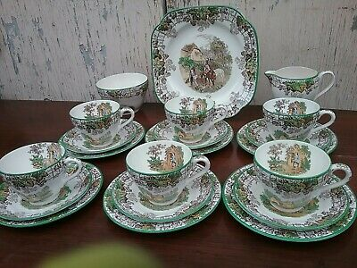 Spode Copeland BYRON   Cup And Saucer  • 180£