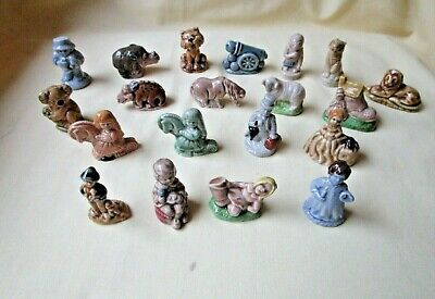 Wade Whimsies Small Collection Of 20 Pieces ( Lot 3) • 10£