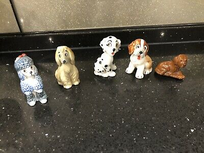 Wade Whimsies Mixed Lot X 5 • 4£