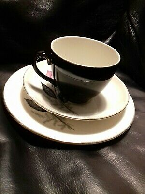 Swinnertons Nestor Vellum Wild Rose Trio Cup, Saucer, And Plate (more Available) • 3.99£