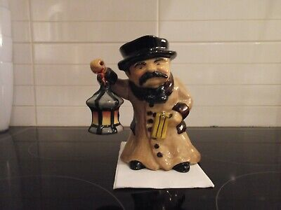 Roy Kirkham Toby Jug-Night Watchman Pre-loved In Excellent Condition • 10£
