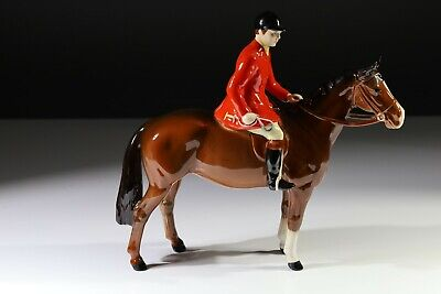 Beswick Horse And Rider Huntsman 1501 Lovely Condition • 136.50£