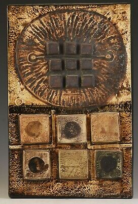 Troika EARLY CALCULATOR PLAQUE C.1960'S • 650£
