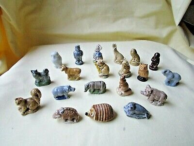WADE WHIMSIES SMALL COLLECTION OF 20 PIECES ( LOT 1a) • 10£