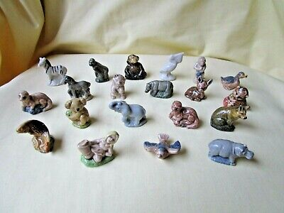 WADE WHIMSIES SMALL COLLECTION OF 20 PIECES ( LOT 2a) • 10£