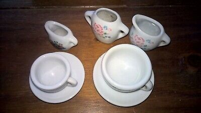 Small Childs Play China Tea Cups & Milk Jugs • 0.99£