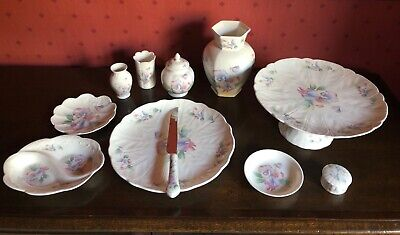 Aynsley China Little Sweetheart Job Lot Of 11 Pieces • 9.99£