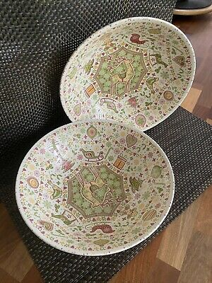 Queens Yuletide Serving Bowls And Platters • 13£