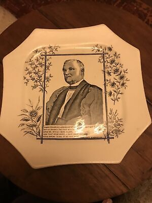 James Fraser Lotd Bushop Of Manchester Collectible Plate • 6£