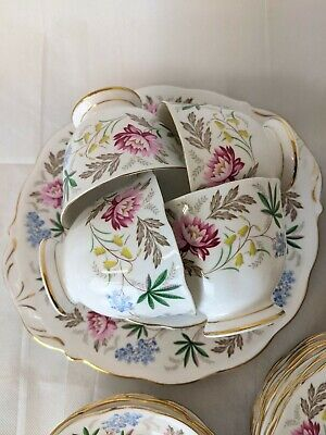 Verona By Queen Anne Bone China Collection • 35.99£