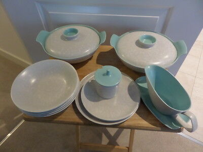 POOLE POTTERY DINNERWARE - SEAGULL / ICE GREEN - Choose From Drop Down Menu • 8£