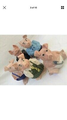 Wade NatWest Pigs (Tadcaster) BOXED Nat West (1980's)  • 199.99£