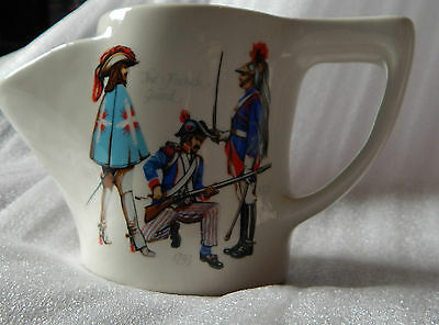 Vintage Lord Nelson Pottery The French Guards Military Uniforms Of France  • 28.26£