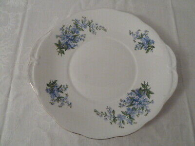 Queen Anne Vintage Cake Plate • 3£
