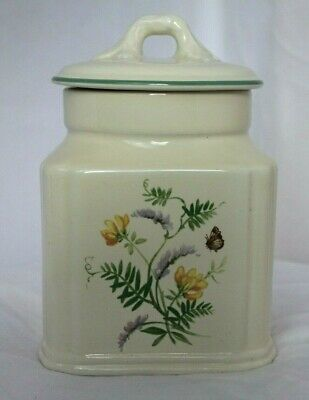 Vintage Royal Winton, THE COUNTRY DIARY COLLECTION, 1977, Biscuit Jar, Butterfly • 12.99£