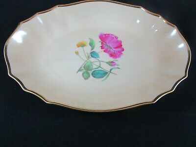 Copeland Spode Hand Painted Dish By A. Ball C.1938 • 40£