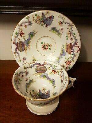 Antique Royal Worcester Cup & Saucer (five Available)  • 7.50£