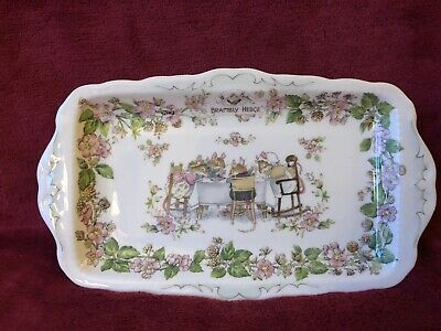 Brambly Hedge Sandwich Tray -Rare • 349.99£