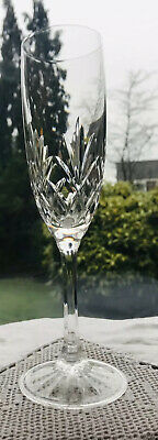 Edinburgh Crystal Tay Champagne Flute, Excellent Condition (6 Available) • 16.99£