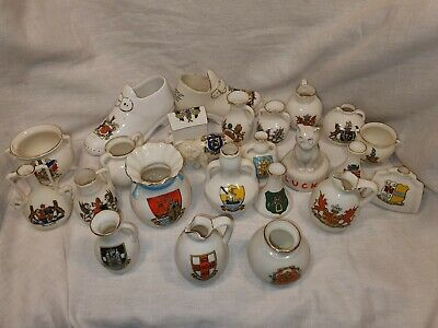 Crest Ware Collectable Numerous Towns And Shapes Great Condition Multi Listing • 6.99£