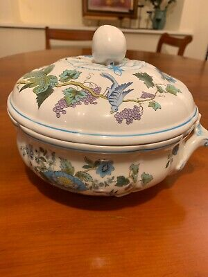 Spode - Mulberry - Vegetable Tureen With Lid - S3405 • 24£