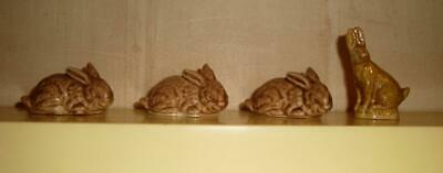 4  Wade Whimsies  RABBIT / HARE • 3.99£