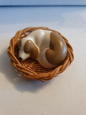 Collectable Szeiler England DOG Figurine-ornament • 6.50£