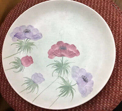 Radford Pottery England Hand Painted Plate - 8 3/4'' • 2£