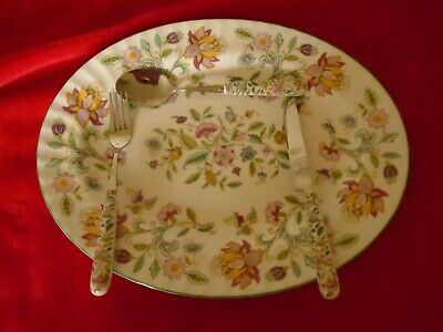**  18PC CUTLERY SET *  *** GOOD MATCH For HADDON HALL *** NO RESERVE *** • 18.99£