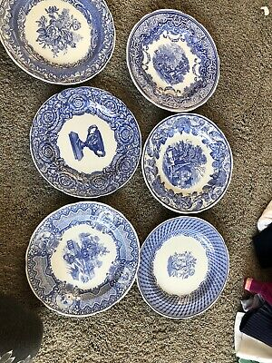 The Spode Blue Room Collection Set X6  • 25£