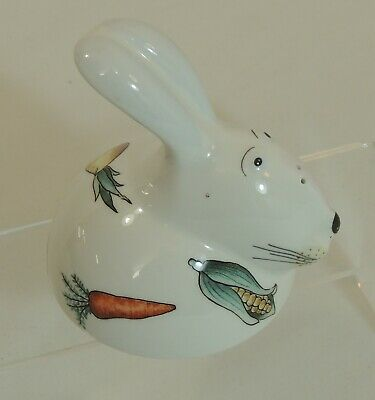 Villeroy & Boch Animal Park Rabbit Pepper Pot - Thames Hospice • 6£
