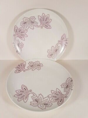 X1 Denby Monsoon Chantilly Dinner Plate Pink Immaculate  • 11.99£