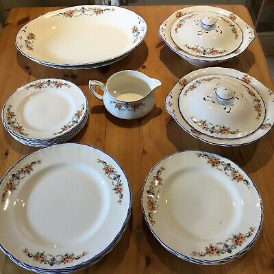 Alfred Meakin Harmony 22 Piece Dinner Service • 5£