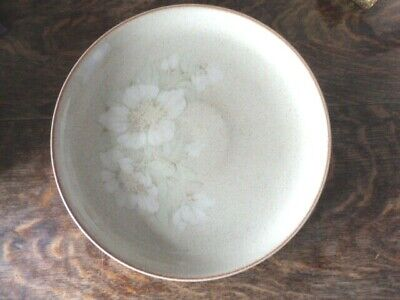 EXCELLENT CONDITION 2 X 10 =2x 25.5cms DINNER PLATES DAYBREAK MADE BY DENBY 01  • 5£