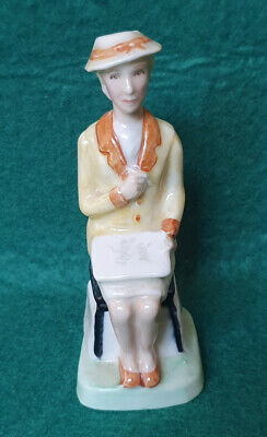 Kevin Francis Toby Jug - Seated Lady - Guild Issue 1994 • 8.99£
