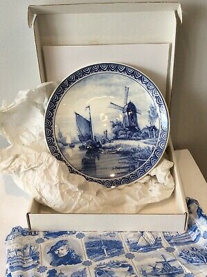 Original Dalfts Pottery From Holland. In Box. New. • 6.50£