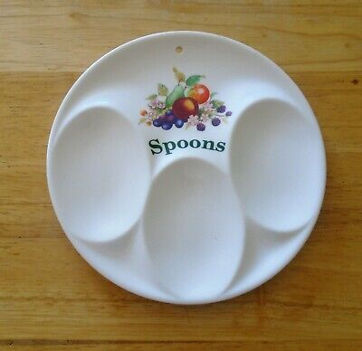 Johnson Brothers Fresh Fruits Spoon Rest • 2.95£