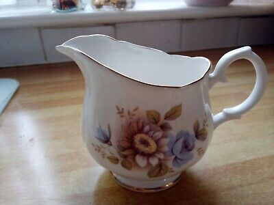 Royal Sutherland Bone China Milk Jug • 0.99£