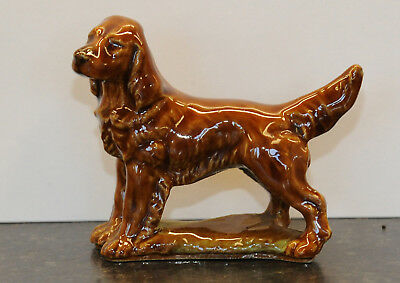 Wade Dogs And Puppies Red Setter Adult 1973 • 4£