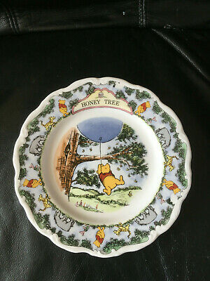 Royal Doulton - Plate - The Winnie The Pooh Collection - Honey Tree *pre-owned* • 6.99£